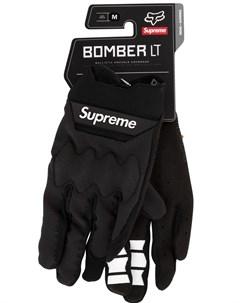 Перчатки с логотипом Supreme
