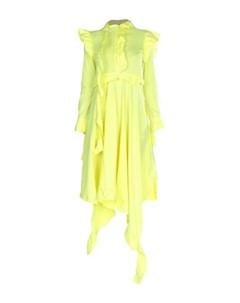 Платье длиной 3 4 Vetements