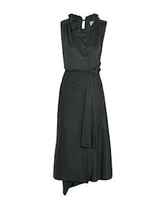 Платье длиной 3 4 Demna gvasalia