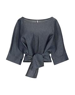 Джинсовая рубашка Corinna caon