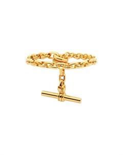 Серебряный браслет Bottega veneta