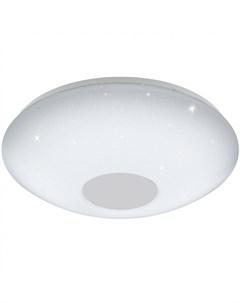 Потолочный светодиодный светильник с пультом ду voltago 2 Eglo