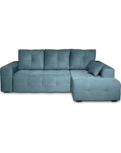 Угловой диван Неаполь правый Verona 757 azure арт 80358446 Dиван