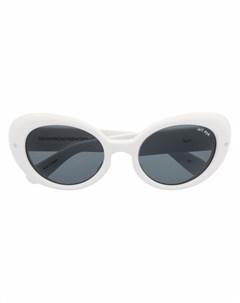 Солнцезащитные очки в оправе кошачий глаз Takahiromiyashita the soloist