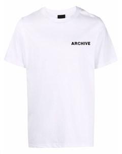 Футболка Archive Omc