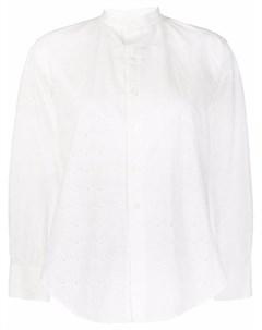 Рубашка с вырезами Comme des garçons tricot