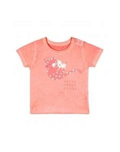 Футболка Леопардики розовый Mothercare