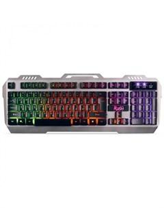 Клавиатура игровая мультимедийная Rush 354 Smart buy