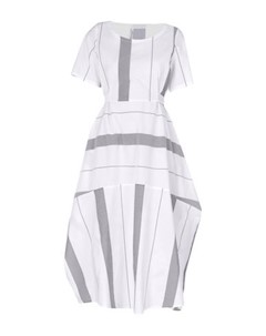 Платье длиной 3 4 Corinna caon