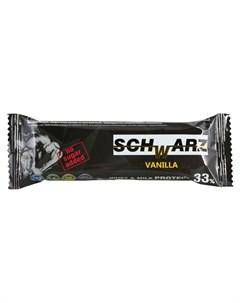 Батончик протеиновый Ваниль 50 г Schwarz