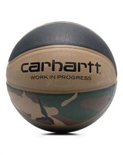 Баскетбольный мяч с камуфляжным принтом Carhartt wip
