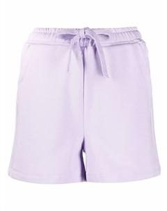 Спортивные шорты с завышенной талией Ermanno ermanno