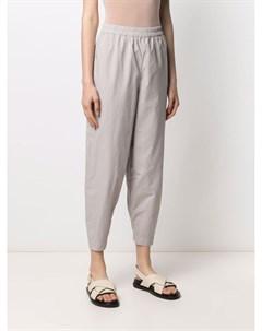 Зауженные брюки с завышенной талией Toogood