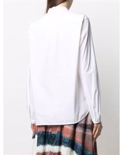 Приталенная рубашка на пуговицах Toogood