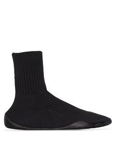 Кроссовки носки логотипом Vetements