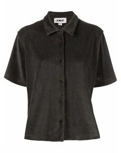 Махровая рубашка Vegas с короткими рукавами Ymc