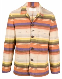 Куртка в полоску Universal works