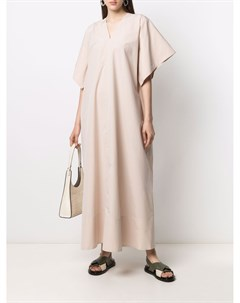 Платье макси с короткими рукавами Toogood