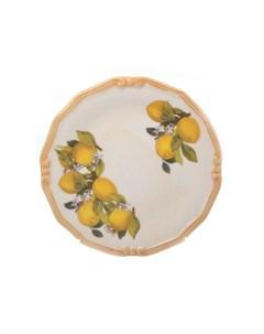 Набор из 2 х салатников 23 см Лимоны Lcs