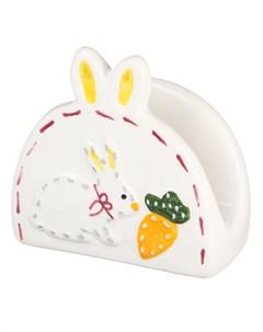 Салфетник Пасхальный кролик 9х4х9 см Koopman