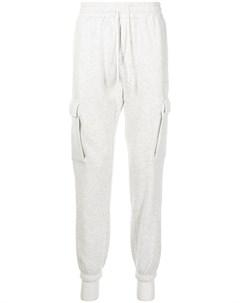 Спортивные брюки кроя слим с кулиской Stampd
