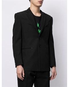 Однобортный пиджак Sankuanz