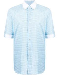 Рубашка в двух тонах Stefano ricci