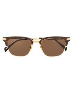 Солнцезащитные очки в квадратной оправе Stefano ricci