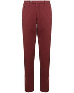 Прямые брюки средней посадки Stefano ricci