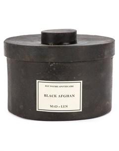 Парфюмированные камни Black Afghan Mad et len