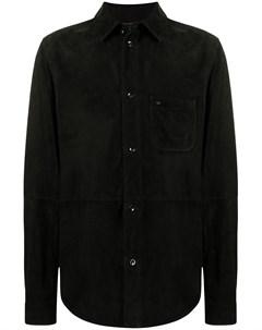 Куртка рубашка с нагрудным карманом Stefano ricci
