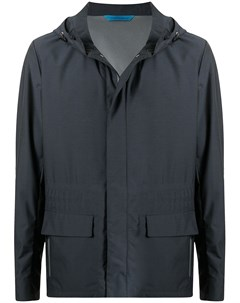Куртка на молнии с капюшоном Stefano ricci