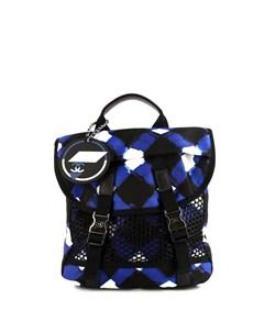 Рюкзак ограниченной серии 2018 го года с логотипом CC Chanel pre-owned