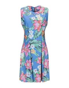 Короткое платье La fille des fleurs