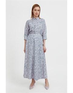 Принтованная юбка с запахом Finn flare