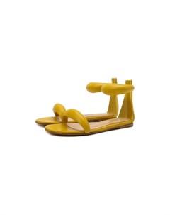 Кожаные сандалии Bijoux 05 Gianvito rossi