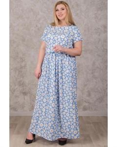 Платье штапельное Даниэла ромашки Инсантрик