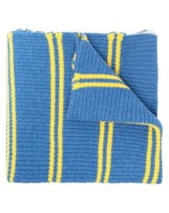 Вязаный шарф с узором Marni