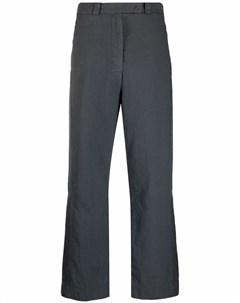 Прямые брюки средней посадки Kristensen du nord