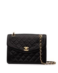 Маленькая сумка на плечо Classic Flap 1990 х годов Chanel pre-owned