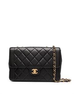 Сумка на плечо Classic Flap medium 1997 го года Chanel pre-owned