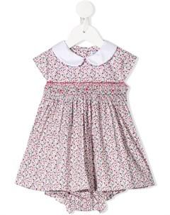 Платье с цветочным принтом Siola