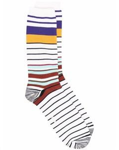 Носки с полосками Missoni