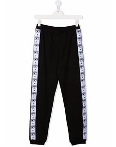Спортивные брюки Logomania Chiara ferragni kids