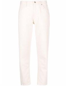 Прямые джинсы Jil sander