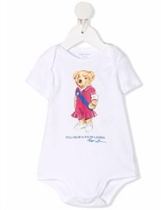 Комбинезон для новорожденного с логотипом Ralph lauren kids