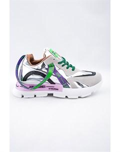 Ботинки кроссовки женские Meitesi
