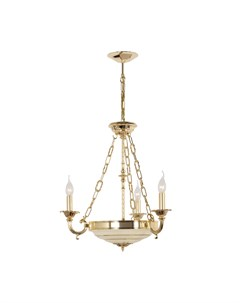 Подвесная люстра Pavia E 1 13 3 G Arti Arti lampadari
