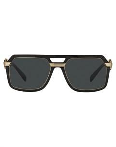 Солнцезащитные очки авиаторы Vintage Icon Versace eyewear