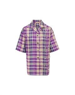 Хлопковая рубашка No21